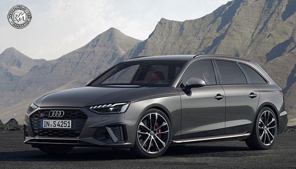 nuova Audi S4 Avant TDI
