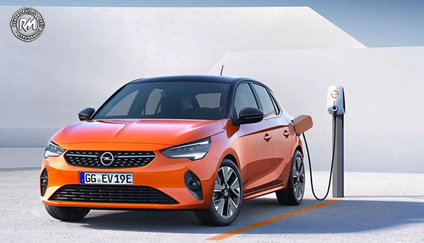 Opel Corsa Model Year 2020