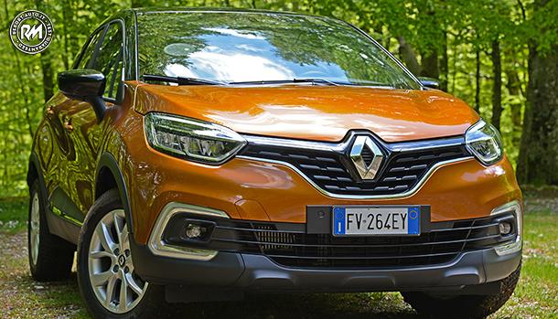 Renault Captur 1.3 TCe FAP
