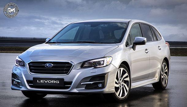 Subaru Levorg Model Year 2019