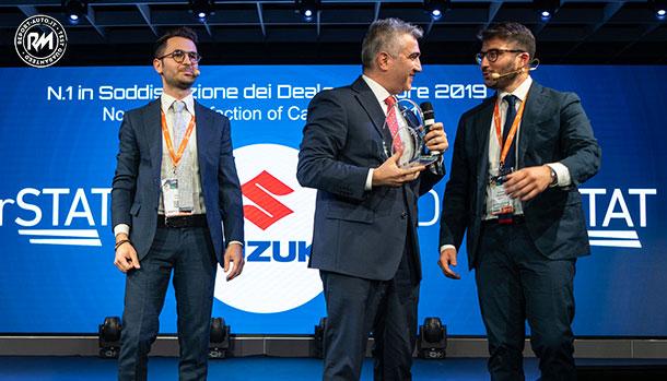 Milko Dall'Agnola Direttore Commerciale Suzuki Italia