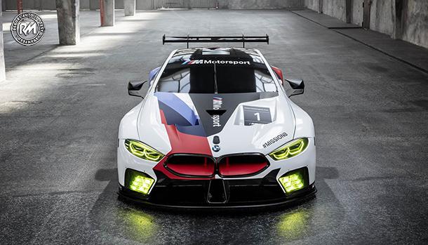 BMW M8 GTE WEC