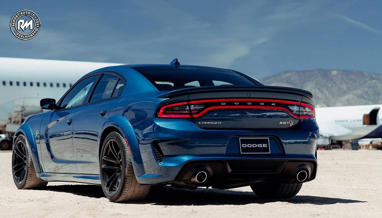 Dodge Charger SRT Hellcat Widebody 2020 - ReportMotori.it