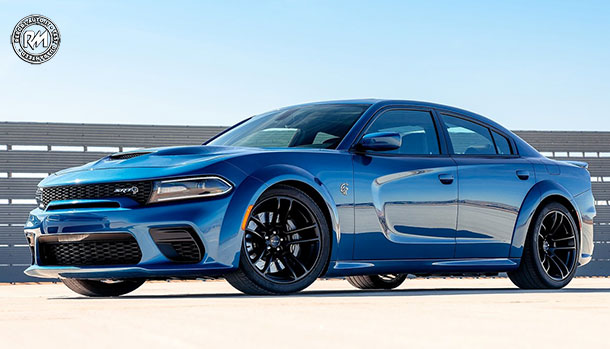 Dodge Charger SRT Hellcat Widebody 2020