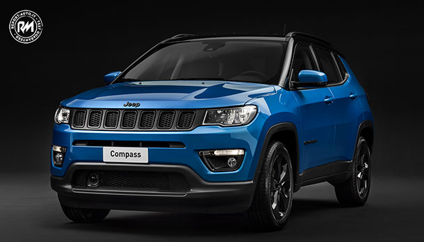 Jeep Night Compass Eagle