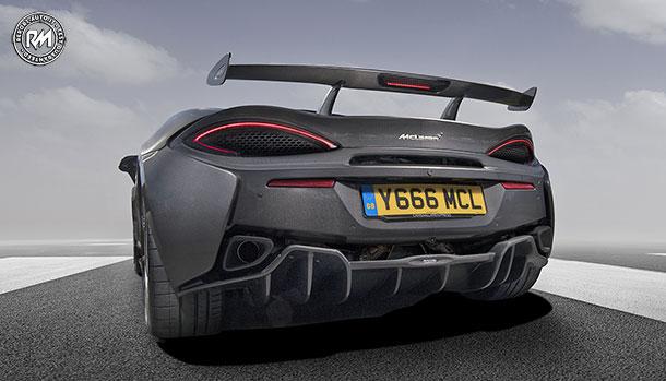 McLaren HDK