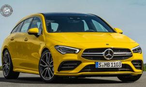 Mercedes-Benz CLA 35 Shooting Brake 2020
