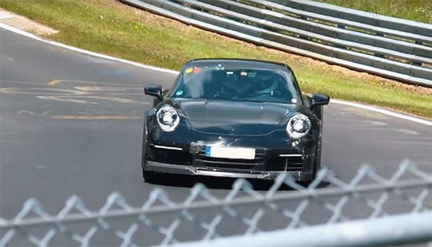 Porsche 911 GT3 Touring 2020