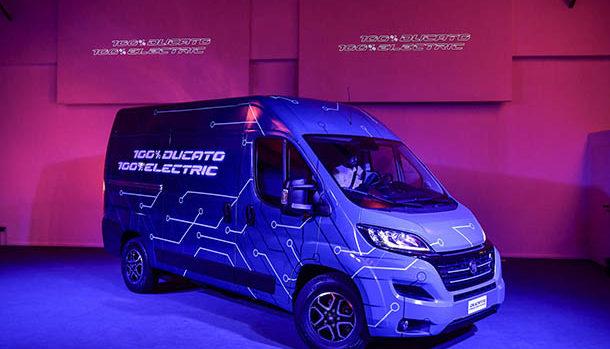 Nuovo Ducati Electric