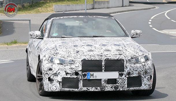 BMW M4 Cabrio 2020
