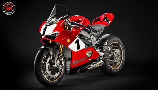 Ducati Panigale V4 25° Anniversario 916