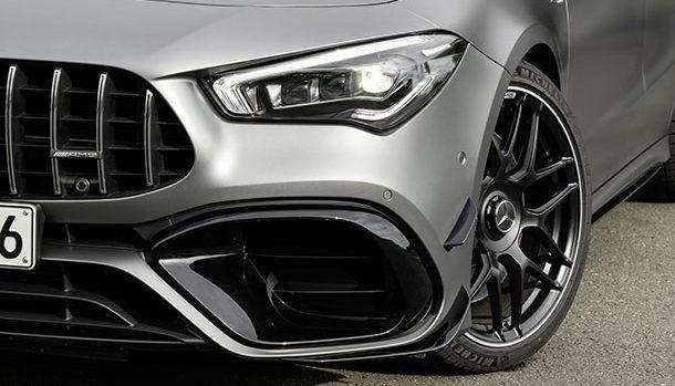 Mercedes-AMG CLA 45 S 4MATIC+ (2019)Mercedes-AMG CLA 45 S 4MATIC+ (2019)