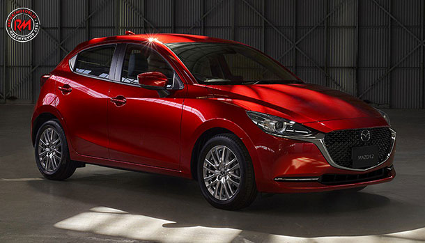 Mazda2 Model Year 2020