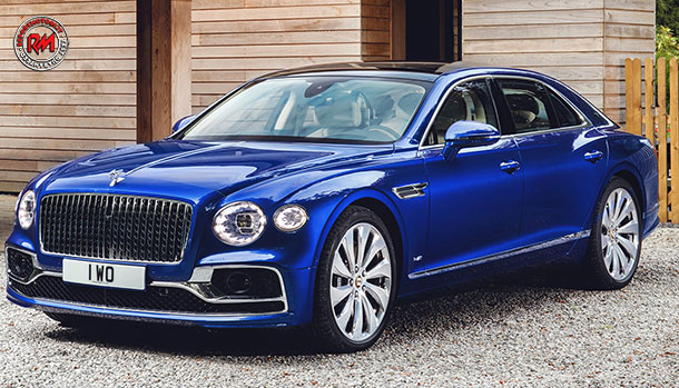 Nuova Bentley Flying Spur First Edition