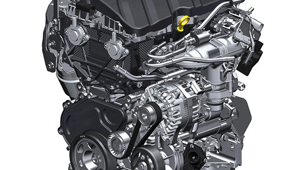 1.2 Direct Injection Turbo engine of the 2020 Astra