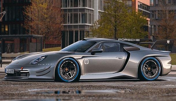 Porsche 911 GT1 WEC