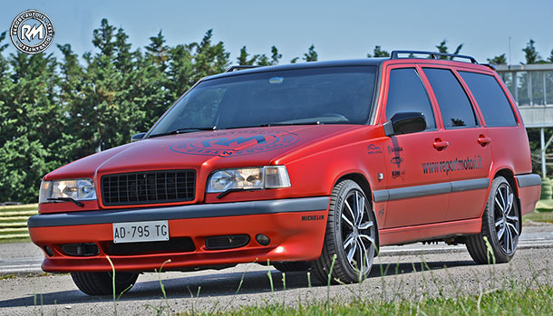 Volvo 850 T-5R by ReporTMotori