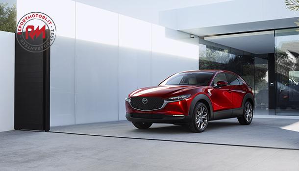 Mazda, al via le prevendite della nuova CX-30 in Italia