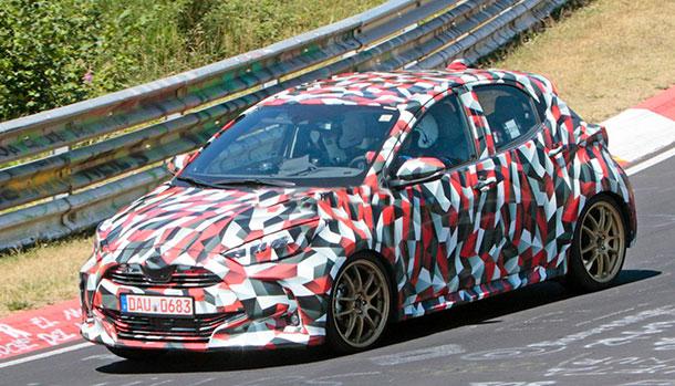 Toyota Yaris GR Sport 2020