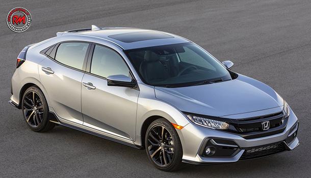 Nuova Honda Civic Hatchback 2020