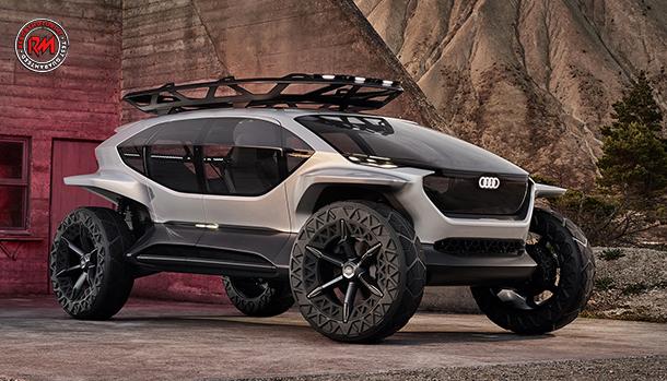 Audi A1:Trail quattro