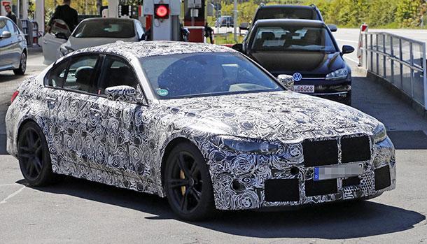 BMW M3 Model Year 2020