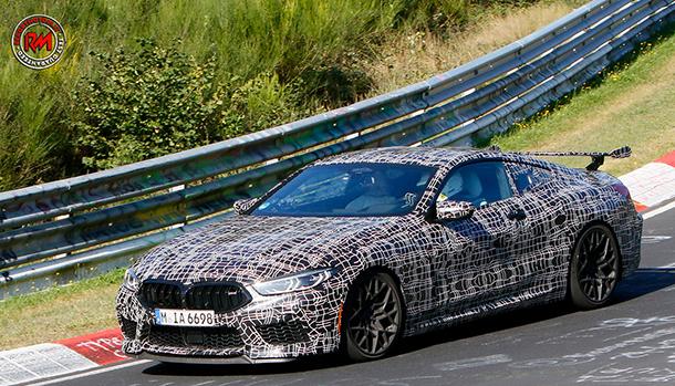 BMW M8 CS