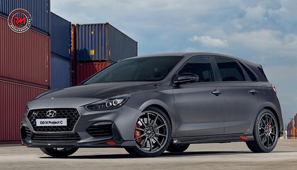 Hyundai i 30 N Project C