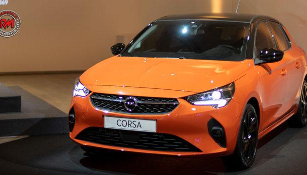 Nuova Opel Corsa - Intellilux LED