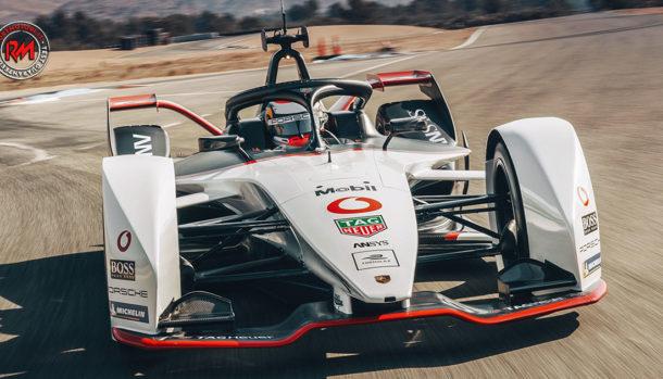 Formula E - Gran Premio di Roma