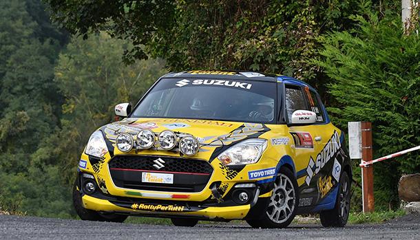 Aci Rally Italia Talent