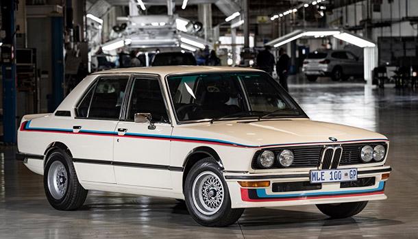 BMW 530 Motorsport Limited Edition 1976