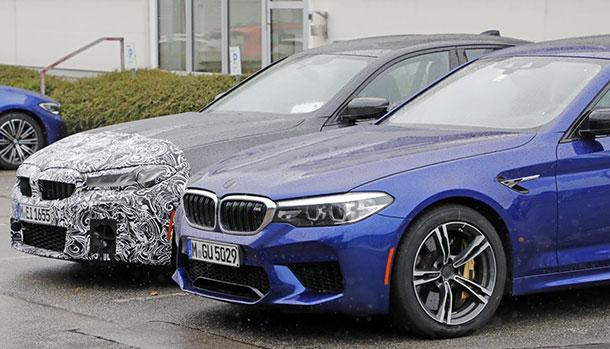 BMW M5 Model Year 2020