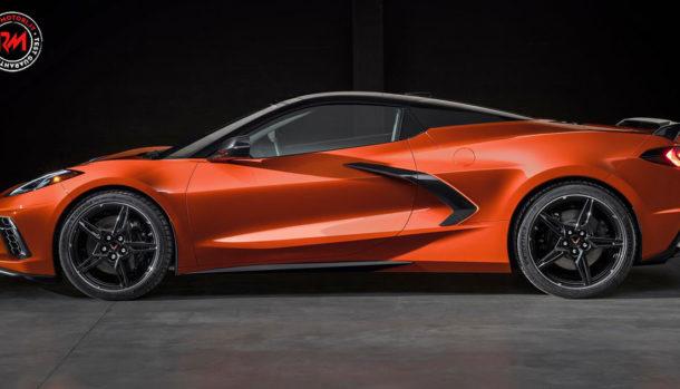 Chevrolet Corvette Stingray 2021