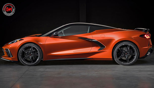 Chevrolet Corvette C8 Stingray Convertible 2020
