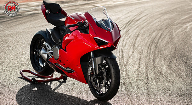 Ducati Panigale V4 - Accessori Racing