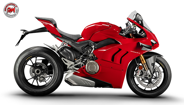 Ducati Panigale V4 Model Year 2020