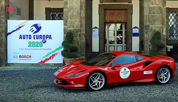 Ferrari F8 Tributo Auto Sportiva 2020