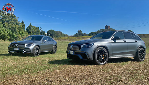 Mercedes-AMG GLC63 S Coupe 4Matic+