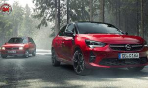 Opel Corsa GS Line
