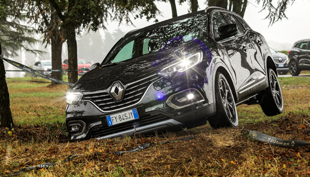 Renault Kadjar 4WD Black Edition