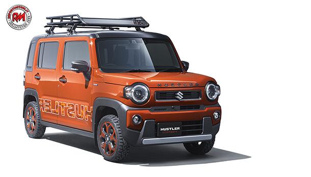 suzuki Tokyo Motor Show 2020