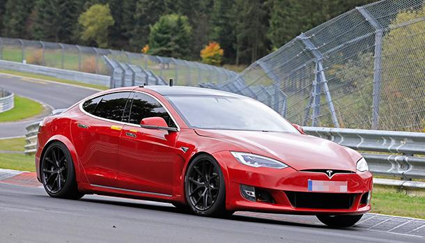 Tesla Model S Aero
