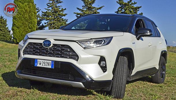 Toyota RAV4 Hybrid AWD-i 2019
