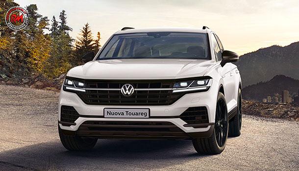 Volkswagen Touareg Black Style