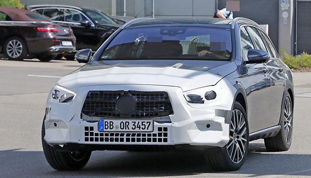 Mercedes-Benz Classe E All-Terrain 2020