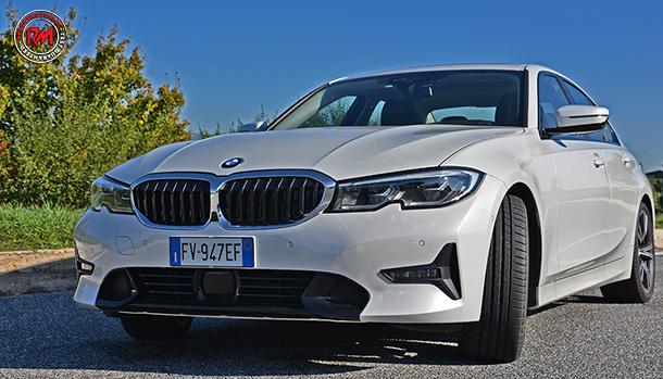 BMW Serie 3 320d MSport