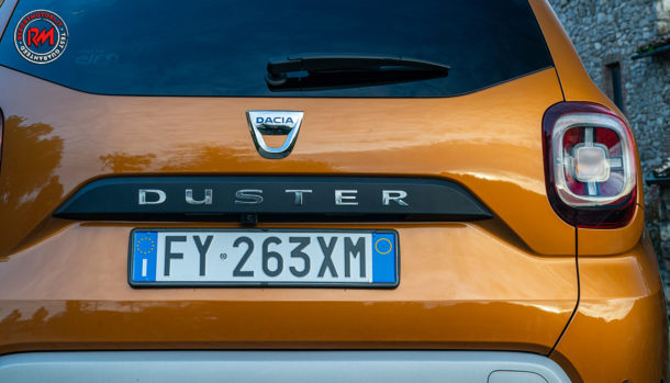 Duster TCe 100 ECO-G