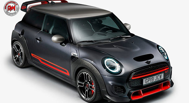 Nuova Mini John Cooper Works GP 2020