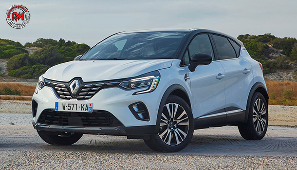 Renault Captur E-Tech PHEV